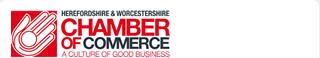 Chamber of Commerce Herefordshire and Worcestershire Logo